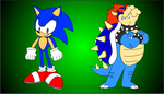 The Blue and The Spiky by SayToyBoat3TimesFast