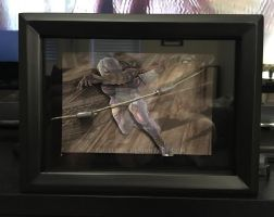 Ivy Soul Caliber Shadow Box by TexacoPokerKitty