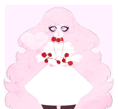 A Soft Sweet Cherished Love by CottonCandyDoll