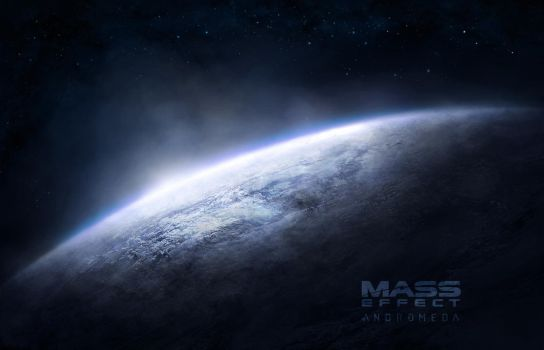 Mass Effect  Earth By Zingernax (Andromeda ver.) by xsas7