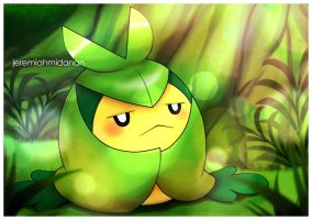 Pokemon : Swadloon