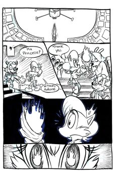 Sonic 06 (Parody)  RETOLD Page 5 by TacoElGatoComics