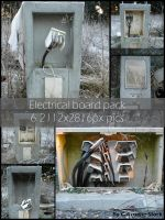 Electrical board pack by Cat-in-the-Stock