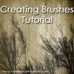 Creating Brushes tutorial by Lune-Tutorials
