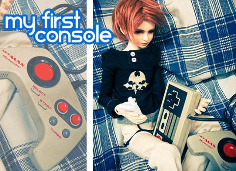 My First Console by kanis04