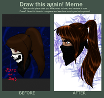 Before And After~! by crypticgirl115