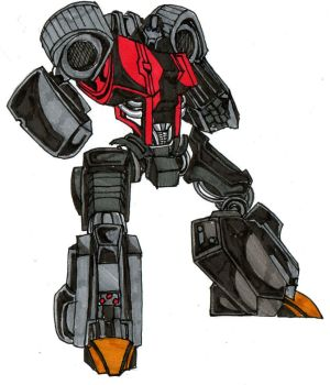 tf prime sludge colour by hulkling