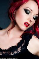 Red Monroe by NoctemPhotography