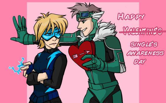 Single Awareness Day Deux by Impious-Imp