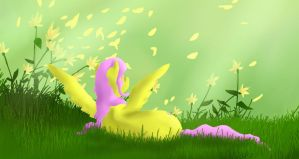 Flowers by SaintsSister47