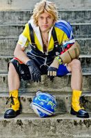 Tidus Cosplay #2 by Alexcloudsquall
