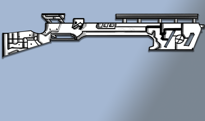 Future Rifle 1 by Emperor-CatVI