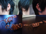 Prototyping Ear Cuffs by xcmer