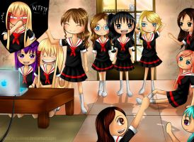 OPHS Chiby Party by renealexa-diary