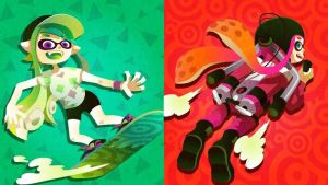 Splatoon: European Splatfest Hoverboard vs Jetpack by lukesalmen904