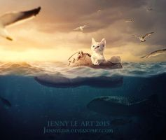 First Adventure by JennyLe88