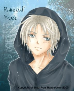 Raincoat Draco by shuui