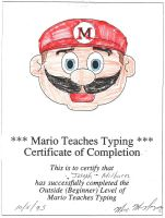 _OLD_Mario Teaches Typing by BPMdotEXE