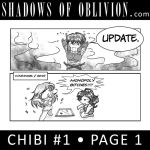 Chibis of Oblivion #1 - Page 1 Update! by Shono