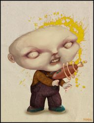 The Real Stewie Griffin by maadalena
