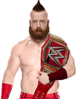 Sheamus Render 1 by BLACKrangers123
