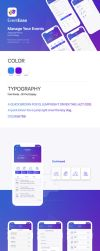 Android And iPhone App UI UX Design by vinustudios