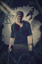 Uncharted 4 A Thief's End by Mik4g
