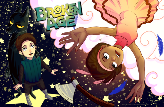 Broken age by meodwarf