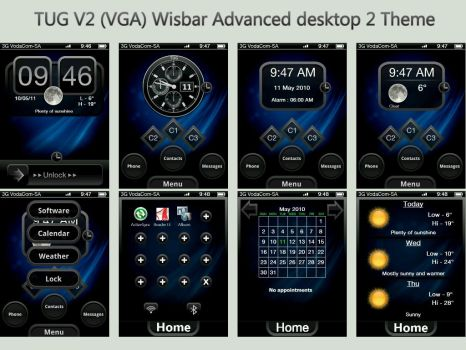 TUG_ V2_ VGA_ WAD2 Theme by CAY720325