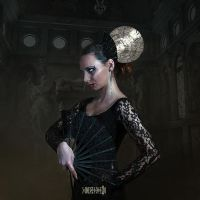 Coven in the Mausoleum by vampirekingdom