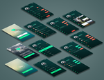 Freebie - Mobile App UI Kit by GraphBerry