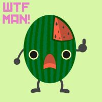 WTF man? by vicioussuspicious