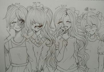 Little Girls by KimCreepypasta98