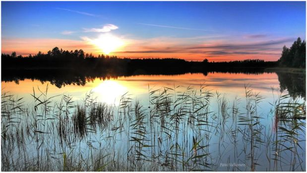 Finnish summer.. by closer-to-heaven