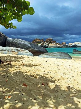 Devil's Bay - Virgin Gorda, BVIs by Poetrymann