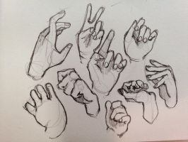 Hands Turorial  by Jehadoodle