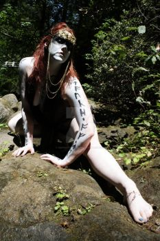 A Touch of Death shoot Concept by OniPhotosStudios