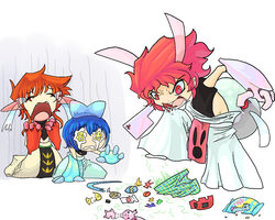 Happy (late) Easter...? by HorrorDance