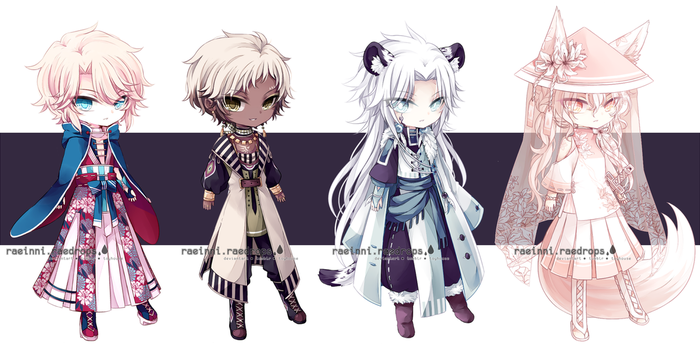 Adopt SP06-08[LOWERED PRICE] by raedrops