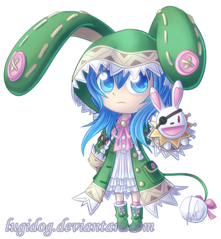 Yoshino by Lugidog
