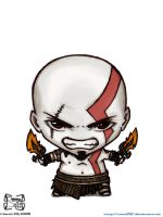 Kratos by squall95