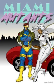 Miami Mutants 2017 COLORED by LucasAckerman