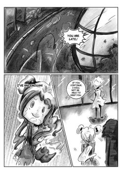 webcomic page 9/by Flash SG by 06flash