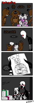 Springaling 335: The Tell-Tale Door by Negaduck9