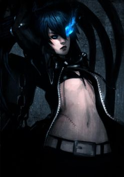 Black Rock Shooter by TheBoyofCheese