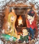 Christmas moments [CONT] by YummingDoe4