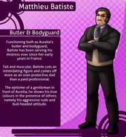 MM NPC APP - Matthieu Batiste by Snow-the-Wanderer