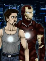I am Iron Man by TheHellcow