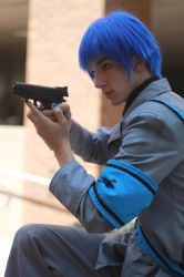 Love Is War Kaito by KyuProduction