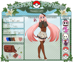 PTS Trainer Sheet | Rosemary Blackwood by Zeiyuu